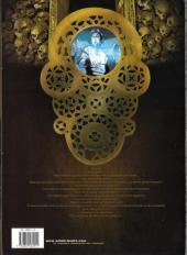 Verso de Merlin (Nucléa/Soleil) -7- Le chaudron de Bran-le-Béni