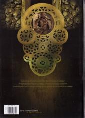 Verso de Merlin (Nucléa/Soleil) -9- Le secret du codex