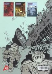 Verso de Nemo -3- La banquise