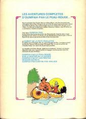 Verso de Oumpah-Pah -INT- Les aventures complètes d'Oumpah-Pah