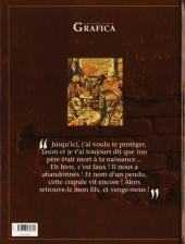 Verso de Outlaw -1- Jupons et corbillards