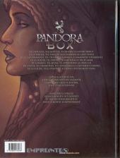 Verso de Pandora Box -2- La paresse