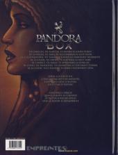 Verso de Pandora Box -5- L'avarice