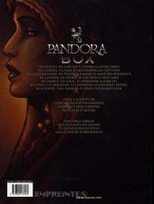 Verso de Pandora Box -6- L'envie