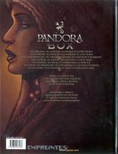 Verso de Pandora Box -8- L'espérance