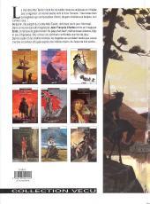 Verso de Les pionniers du Nouveau Monde -9- La rivière en flammes