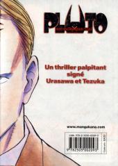 Verso de Pluto -1- 001