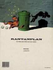 Verso de Rantanplan -2- Le parrain