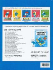 Verso de Schtroumpfs (120 blagues de) -3- 120 blagues et autres surprises 3