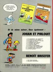 Verso de Les schtroumpfs -3- La Schtroumpfette