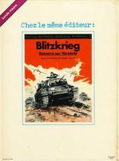 Verso de La seconde guerre mondiale - Histoire B.D. / Bande mauve -2- Dunkerque - Opération Dynamo