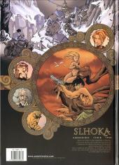 Verso de Slhoka -3- Le monde blanc