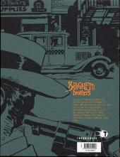 Verso de Spaghetti Brothers (réédition en 16 tomes) -8- Tome 8