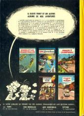 Verso de Spirou et Fantasio -8c73- La mauvaise tête