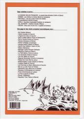 Verso de (Recueil) Spirou (Album du journal) -293- Spirou album du journal