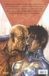 Verso de Superman (DC Icons) -1- Superman: Lex Luthor