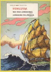 Verso de Surcouf -3- Surcouf - Terreur des mers