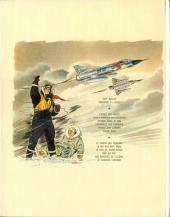 Verso de Tanguy et Laverdure -6- Canon bleu ne répond plus