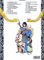 Verso de Thorgal -3c98- Les trois vieillards du pays d'Aran