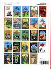 Verso de Tintin (Petit Format) -2- Tintin au Congo