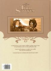 Verso de Tom Sawyer (Les aventures de) (Soleil) -4- Le trésor du capitaine Kidd