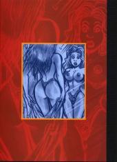 Verso de Une femme dans la peau / Johanna -INT- Dans la peau d'une femme