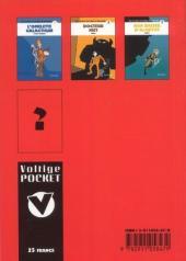 Verso de Voltige et Ratatouille -3- Bon baiser d'Alabyss