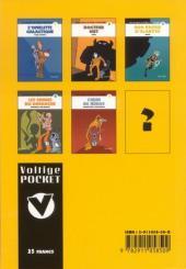 Verso de Voltige et Ratatouille -5- Cœur de héros