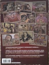 Verso de Les zombies qui ont mangé le monde -1- Une odeur épouvantable