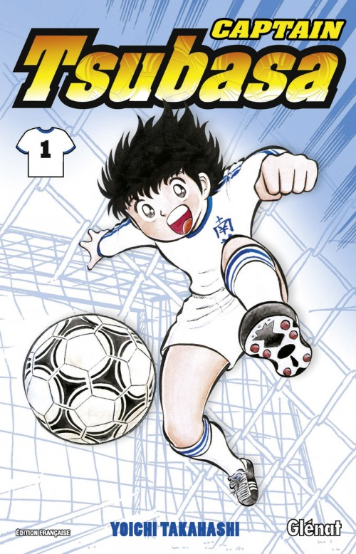 Captain Tsubasa - Tomes 1 à 5 - Official eBook