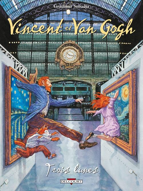 Vincent et Van Gogh - Tomes 1 et 2