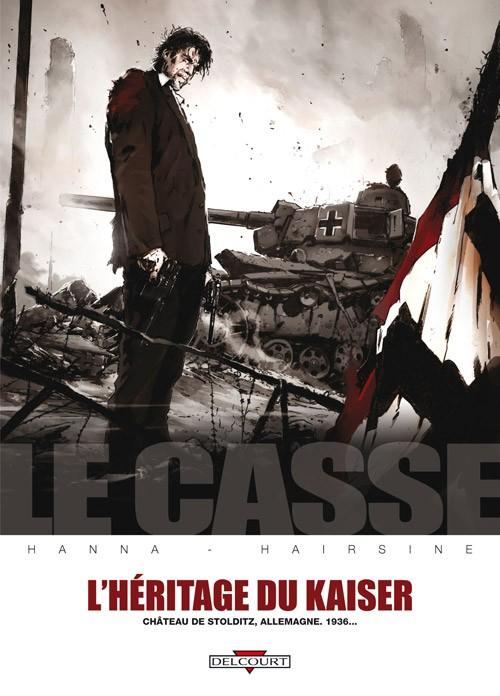 Le Casse - 6 Tomes [BD]