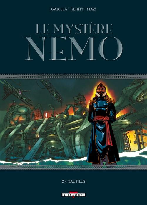 Le mystère Nemo Tomes 1 - 2