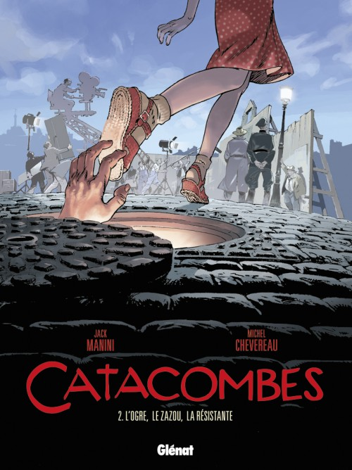 Catacombes  3 Tomes Intégrale