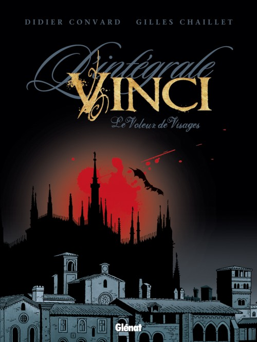 Vinci - BD - L'integrale T01 & T02