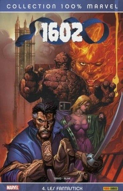 [100% Marvel] 1602 - T01-03 - FR - CBR