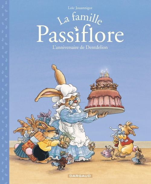 La Famille Passiflore - 4 tomes