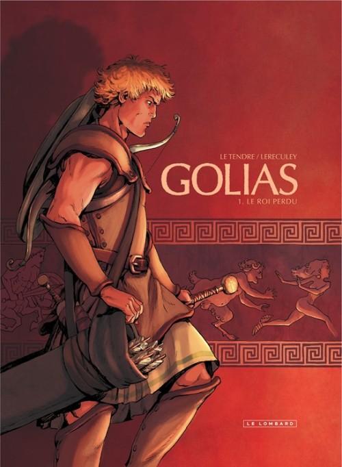 Golias Tome1 Le roi perdu