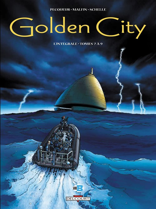 Golden City 9 Tomes