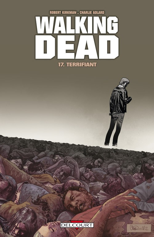 The Walking Dead - Comics FR Tome 17
