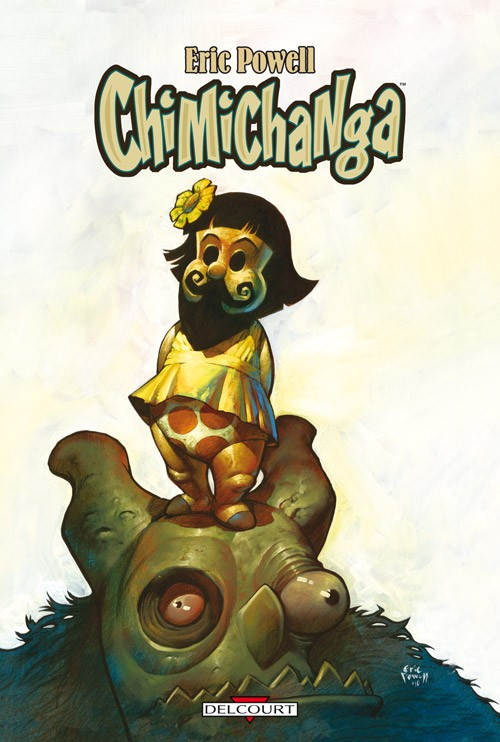 Chimichanga (Tome 1) sur Bookys