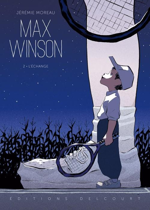 Re-Up : Max Winson