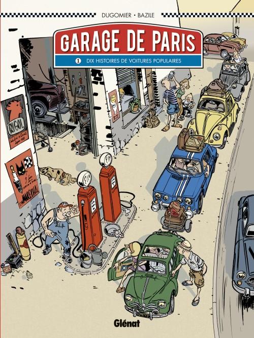 Le Garage de Paris Intégrale 2 Tomes PDF