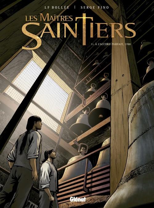 Les maîtres Saintiers - T01 et T02