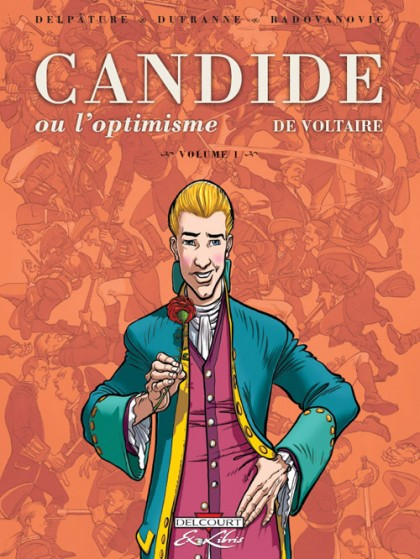 Candide ou l Optimisme Tome 1