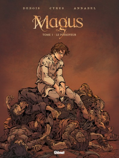 Magus - 3 tomes intégrale