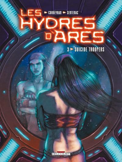 Les Hydres d'Ares Tomes 2 et 3 Finaux