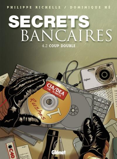 SECRETS BANCAIRES 08 Tomes COMPLET