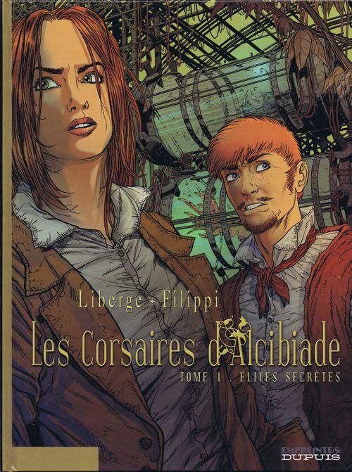 les Corsaires d'Alcibiade Tome 01