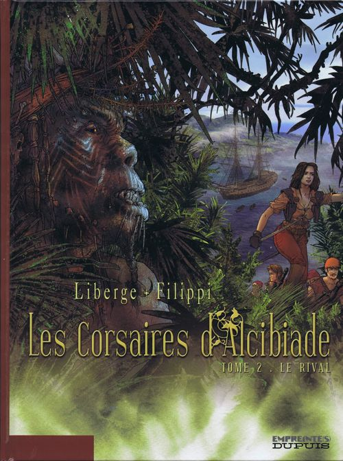 les Corsaires d'Alcibiade Tome 02